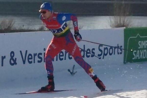 Denis  Tilesch v Drážďanoch