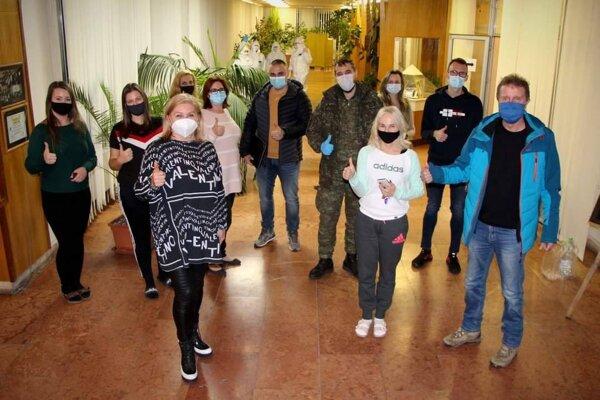 Testovací deň v Lučenci.