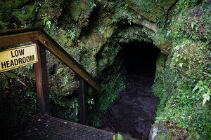 Tunely Tatare, ktoré slúžili kedysi ako prívod vody.