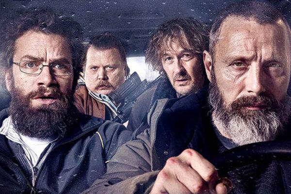 Dánsky film Rytieri spravodlivosti.