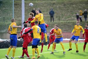 MFK Dukla B. Bystrica - FK Pohronie
