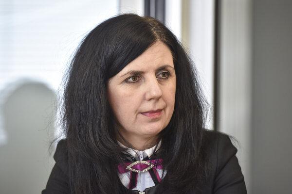 Riaditeľka Potravinárskej komory Slovenska Jana Venhartová.
