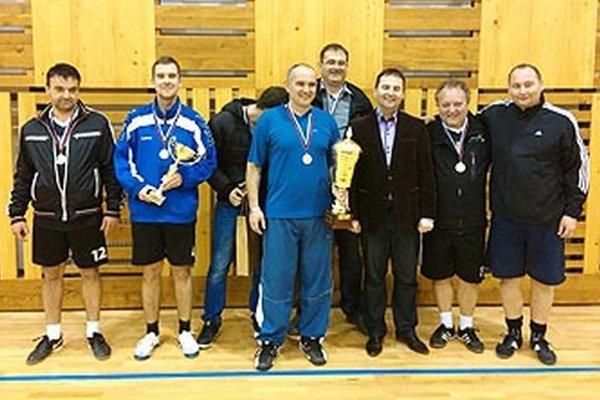 V treťom ročníku triumfoval kolektív NK Vinodol.