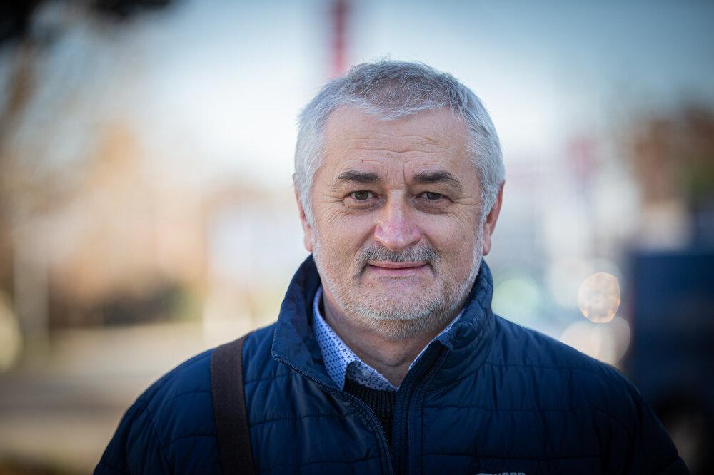 Forenzný špecialista poisťovne Union Ivan Debnár
