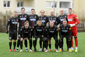 FC ViOn v generálke na jarnú časť Fortuna ligy, ktorú štartuje v sobotu proti Trnave.