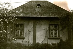 Rodný dom Zborovjana.