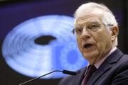 Šéf európskej diplomacie Josep Borrell.