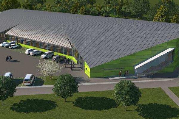 Župa chce stavať na Medickej ulici, mesto hovorí o rekonštrukcii tréningovej haly pri Steel Aréne.