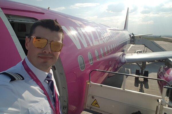 Pilot Pavol Králik