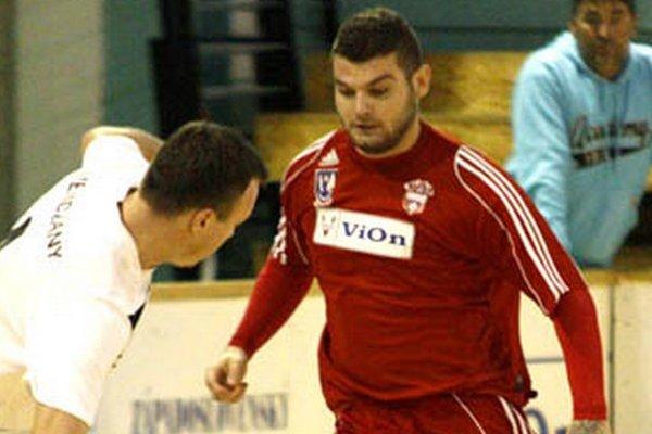 Róbert Škrováň vyzliekol dres rezervy ViOnu a odchádza do Rakúska.