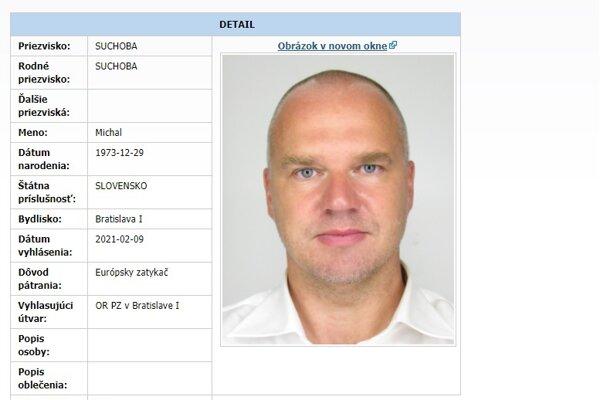 Michal Suchoba.