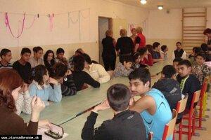 Cieľom je začleniť rómskych obyvateľov do života.