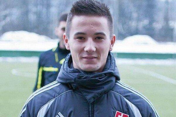 Tomáš Vestenický prešiel v AS Rím lekárskymi testami a od stredy trénuje s miestnym tímom do 19 rokov.