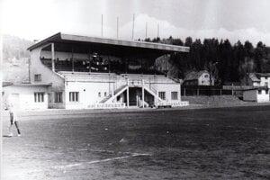 Starý štadión Tatrana Turzovka.