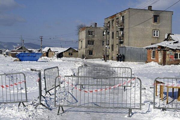 Sačurovská osada.