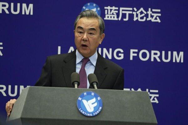 Čínsky minister zahraničných vecí Wang I.
