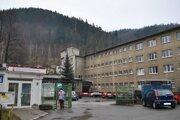 Nemocnica Krompachy.
