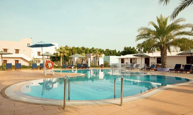 BM Beach Resort 4*, Ras al Khaimah