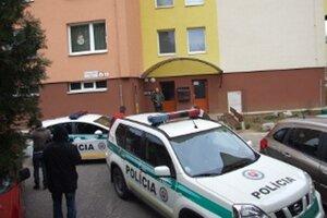 Tragédia sa stala v dome na Čajkovského ulici.