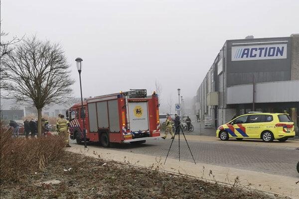 Testovacie stredisko v meste Bovenkarspel.