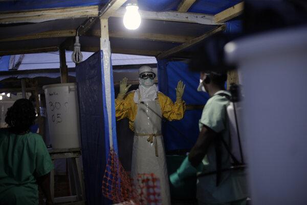 Zdravotník v Guinei