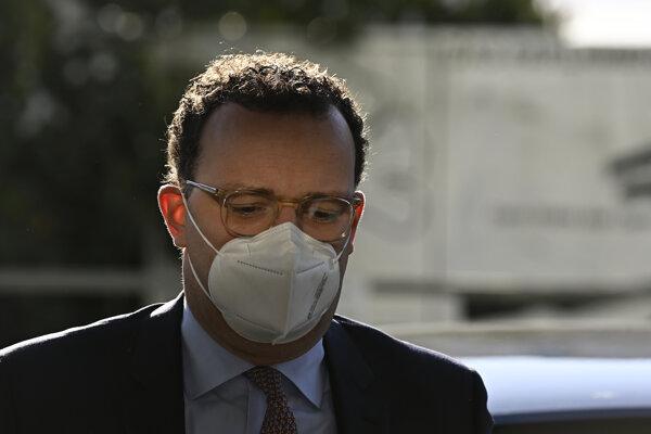 Minister zdravotníctva Jens Spahn