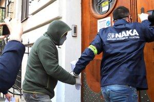 Finančník Martin Kvietik v rukách polície.