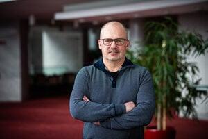 Ekonomický riaditeľ SND Matej Bošňák