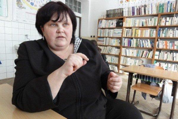 Bývalá starostka obce Oľga Gáliková tvrdí, že František Richter si robí s hotovosťou na úrade, čo chce.
