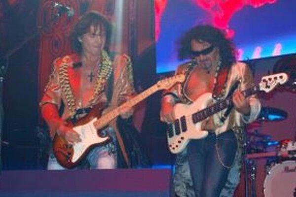 Tublatanka nitrianskym koncertom odštartovala svoje celoslovenské turné.