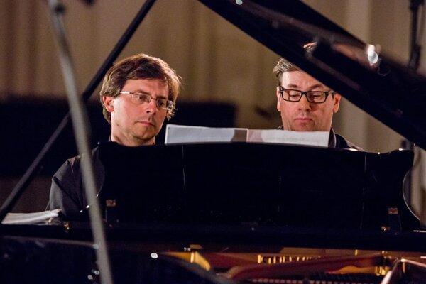 V Nitrianskej galérii vystúpia klaviristi Tomáš Boroš a Ivan Šiller.