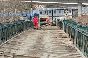 Bukovský most plánujú opraviť do konca marca