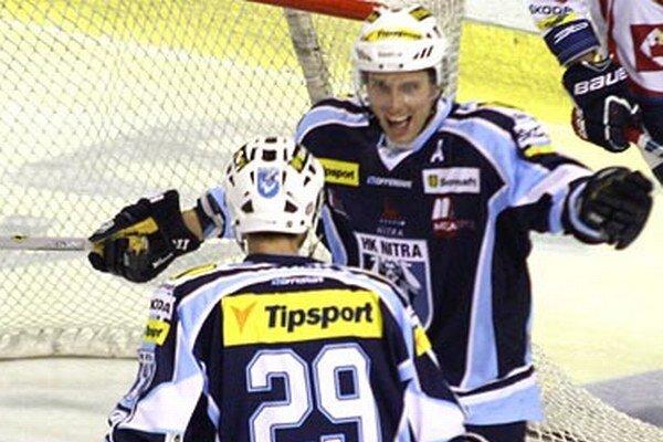 Miroslav Kováčik otváral skóre už v 58. sekunde zápasu.