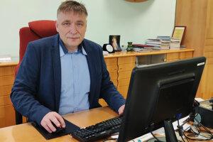 riaditeľ Kysuckej nemocnice Martin Šenfeld