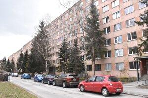 K dráme došlo v jednom z bytov na Braniskovej ulici.