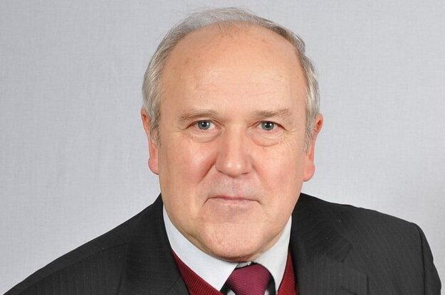 prof. Ing. Roman Boča, DrSc, rektor Univerzity sv. Cyrila a Metoda v Trnave