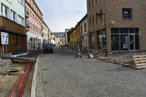 Oprava Jarkovej ulice sa chýli ku koncu.