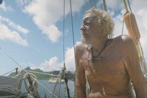 Námorník Paul Johnson sa celý svoj život plavil na oceáne.