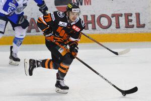 Útočník HC Košice Martin Réway.