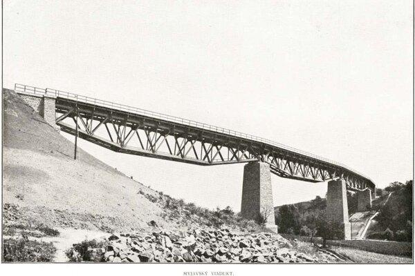 Pamiatkový úrad Slovenskej republiky vyhlásil Myjavský viadukt (železničný most Myjava) za národnú kultúrnu pamiatku.