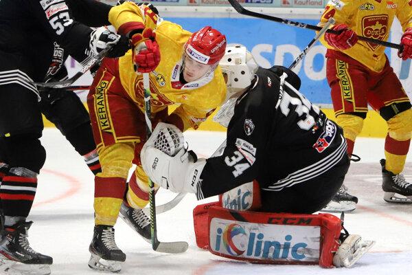 HC'05 Banská Bystrica - HK Dukla Trenčín.