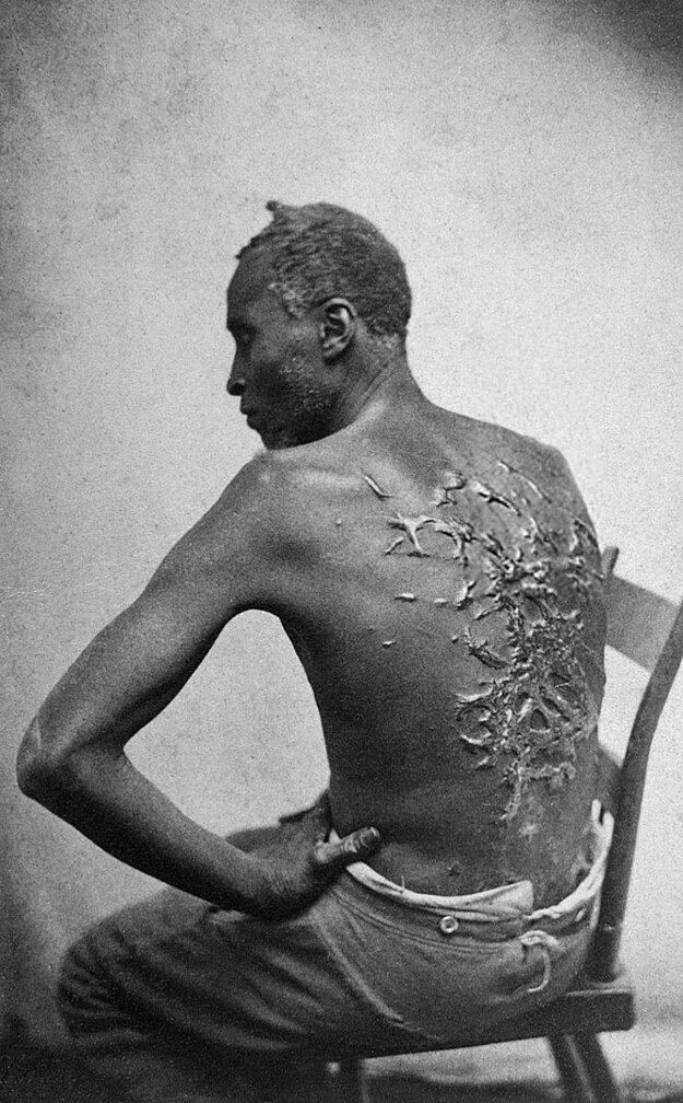Abrahama Lincolna, tak ako mnoho ďalších, už v mladom veku šokovalo stretnutie s násilnou realitou otrokárskeho systému.