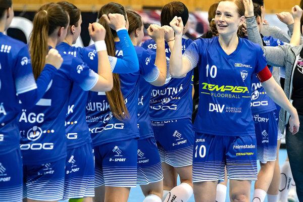 Denisa Ferenčíková by chcela ako kapitánka priviesť Vítkovice k ďalšiemu titulu.