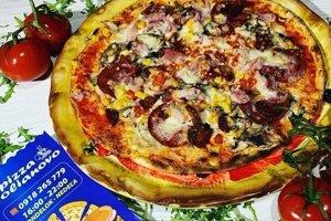 Pizza Golianovo je na trhu už trinásť rokov.