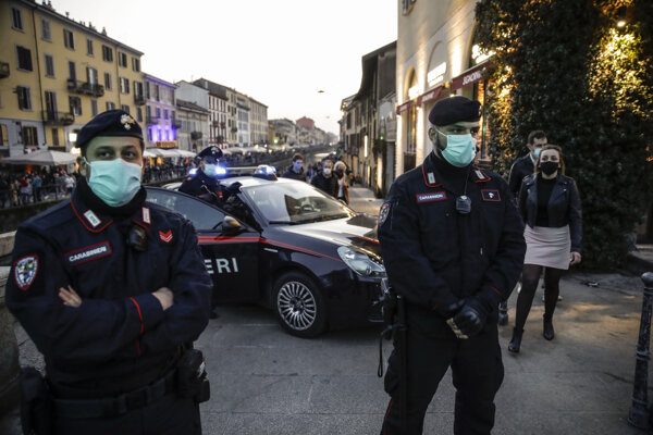 Talianski karabinieri