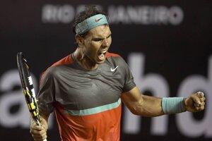 Rafael Nadal vyhral v roku 2014 premiérový ročník turnaja ATP v Riu de Janeiro.