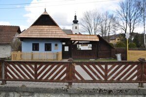 Rodný dom Martina Kukučína v Jasenovej.