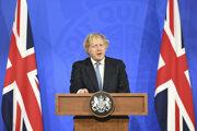 Britský premiér Boris Johnson oznamuje ďalšie uvoľňovanie opatrení v Anglicku.