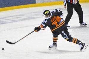 Martin Réway v drese HC Košice.