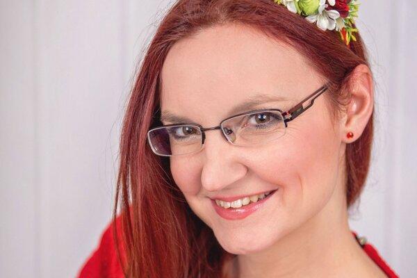 Marcela Václavková Konrádová, riaditeľka Prístavu nádeje.